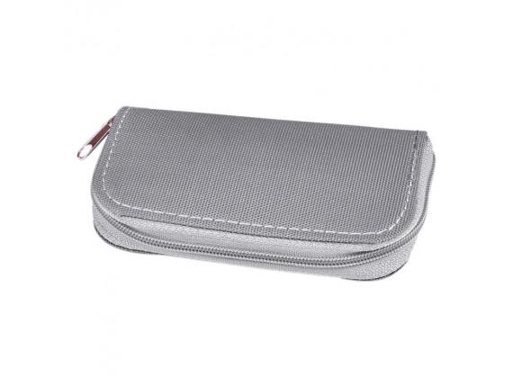 Чехол для карт памяти Visico Case Wallet MC-SD18CF4 grey