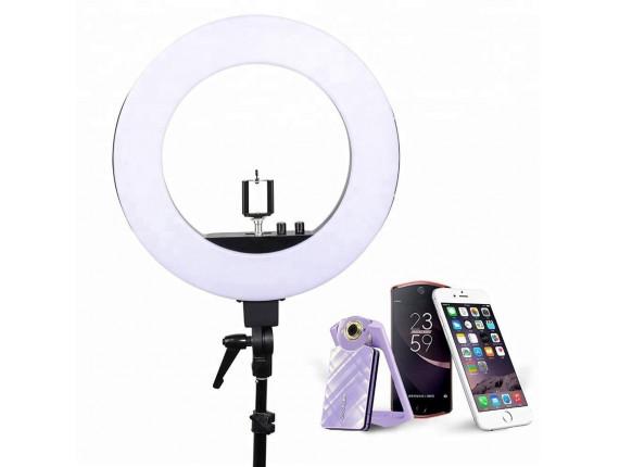 Кольцевой свет Visico CY-50L Ring Light (50W)
