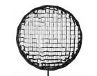Софтбокс с сотами Visico EZ-85G umbrella beauty dish
