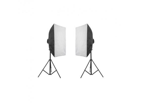 Набор постоянного света Visico FL-307 (50x70см) Easy Kit