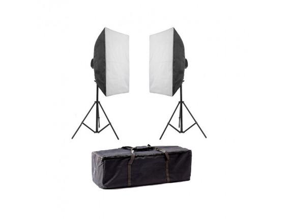 Набор постоянного света Visico FL-307 (50x70см) Double Kit