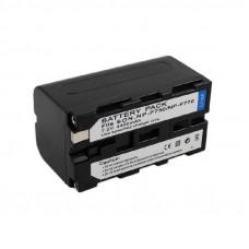 Аккумулятор Visico for Sony NP-F750 Led