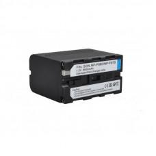 Аккумулятор Visico for Sony NP-F950 Led