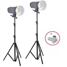 Набор постоянного света Visico LED-200T Easy Kit