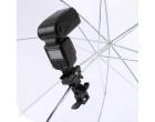 Держатель вспышки и зонта Visico LH-006