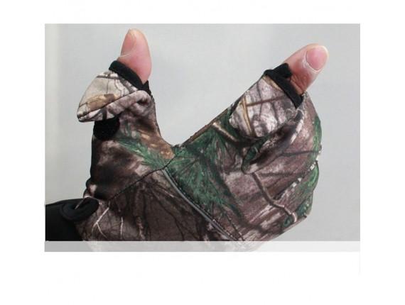 Перчатки для фотографов Visico Lucky Loong XL