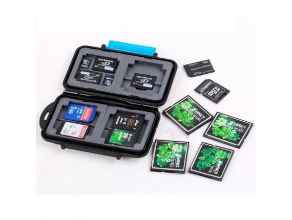 Футляр для карт памяти Visico MC-CF4SD5XD3MSD2