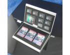 Кейс для карт памяти Visico Metal Case MC-SD4MSD8 silver