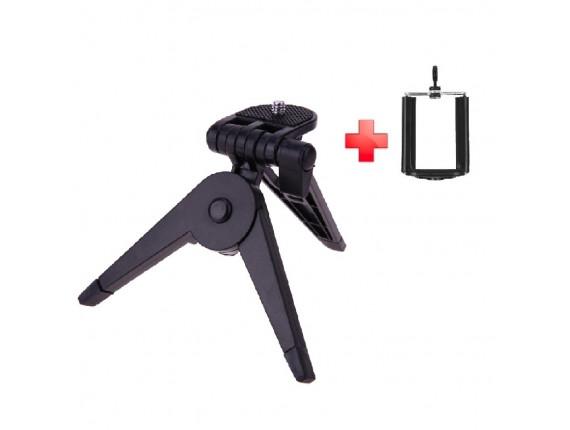 Штатив Visico Micro Smart black
