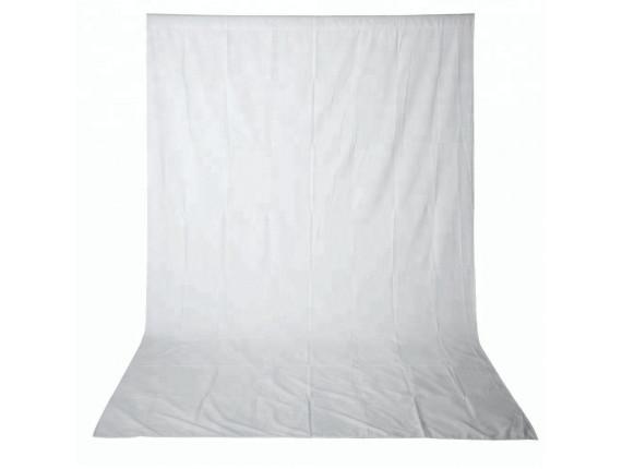 Фон студийный тканевый Visico PBM-1827 white 1,8х2,7м