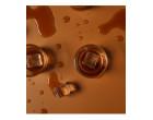 Фон для съёмки Visico PVC-1020 Сoffee (100x200см)