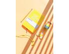 Фон для съёмки Visico PVC-1020 Orange (100x200см)