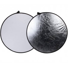 Отражатель Visico RD-019 2 в 1 white/silver (110см)