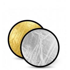 Отражатель Visico RD-020 2 в 1 gold/silver (110см)