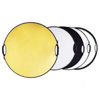 Отражатель с ручками Visico RD-028 5 в 1 (110 см)