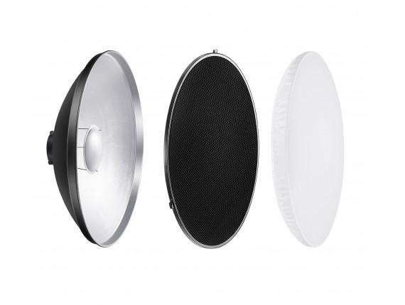 Портретная тарелка с сотами Visico RF-550 Kit (55см)