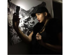 Кольцевой свет для селфи Visico RK-12 Selfie Ring Light black