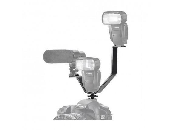 Держатель для трёх устройств AccPro LS-18