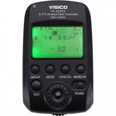 Синхронизатор передатчик Visico VC-818TX-C E-TTL for Canon