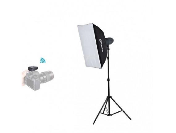 Набор студийного света Visico VL-200 Plus Mono KIT