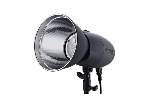 Студийная вспышка Visico VL-150 Plus + рефлектор