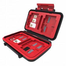 Футляр для сим и карт памяти vTochku VT-CF-SD-MSD-SIM-26