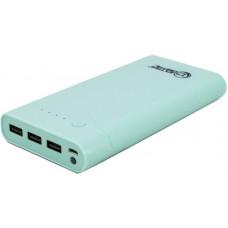 Внешний аккумулятор Extradigital YN-010 20000mAч, Mint (PBU3410)