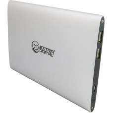 Внешний аккумулятор Extradigital YN-034 Silver (PBU3409)
