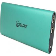 Внешний аккумулятор Extradigital YN-034L 10000mAч, Green (PBU3419)