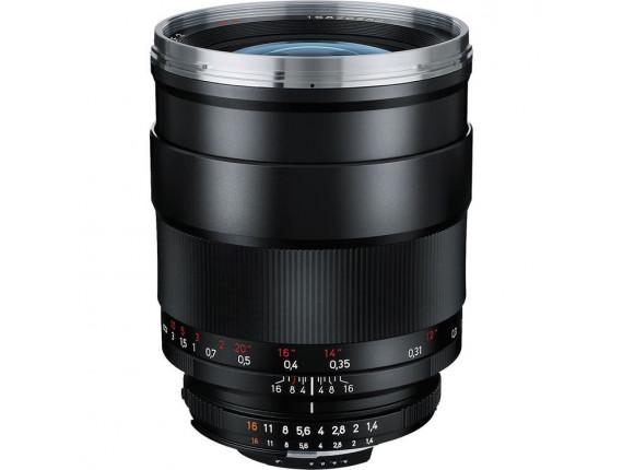 Объектив Zeiss 35mm f/1.4 Distagon T* ZF.2 (Nikon F)