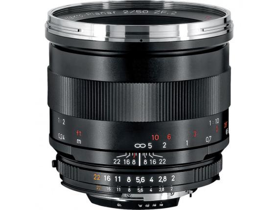 Объектив Zeiss 50mm f/2 Makro-Planar T* ZF.2 (Nikon F)