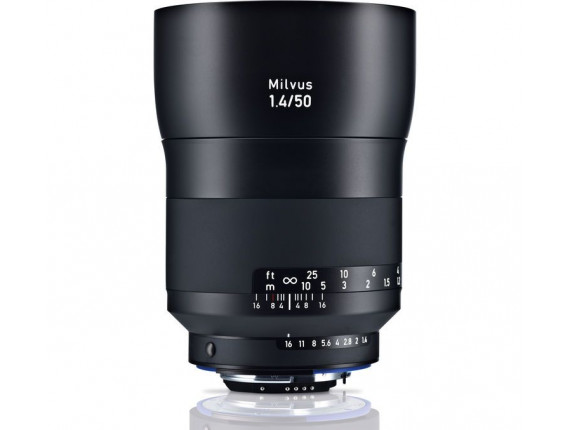 Объектив Zeiss Milvus 50mm f/1.4 ZF.2 (Nikon F)