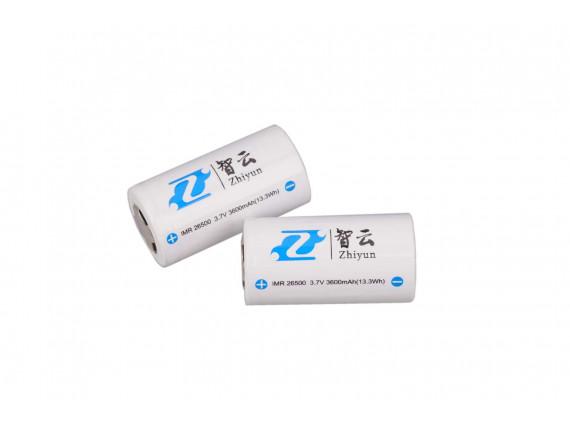Аккумуляторы Zhiyun 26500-3600mAh - 2 шт
