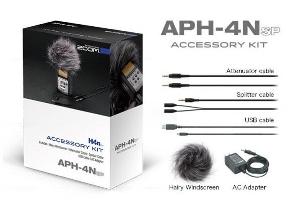 Набор аксессуаров Zoom APH4nsp