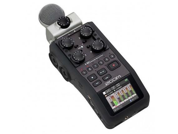 Рекордер Zoom H6