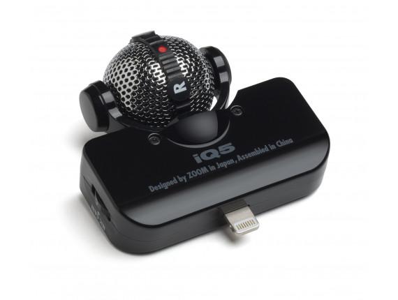 Микрофон Zoom IQ5 Black