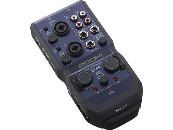 Аудиоинтерфейс Zoom U-44